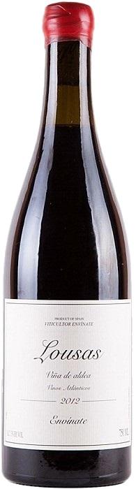 Envinate Lousas Viña de Aldea DO Ribeira Sacra 葡滌酒莊 岩壤 村莊級紅酒