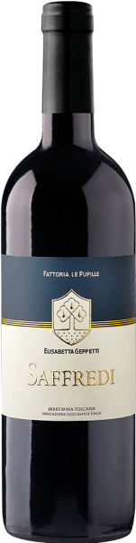 Fattoria Le Pupille Saffredi IGT Maremma Toscana 紅酒