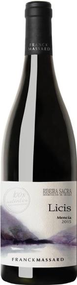 Franck Massard Licis 莉西絲 單一園 紅酒