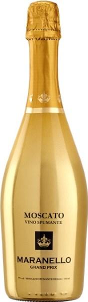 MARANELLO GOLD MOSCATO SPUMANTE DOLCE 微甜氣泡酒