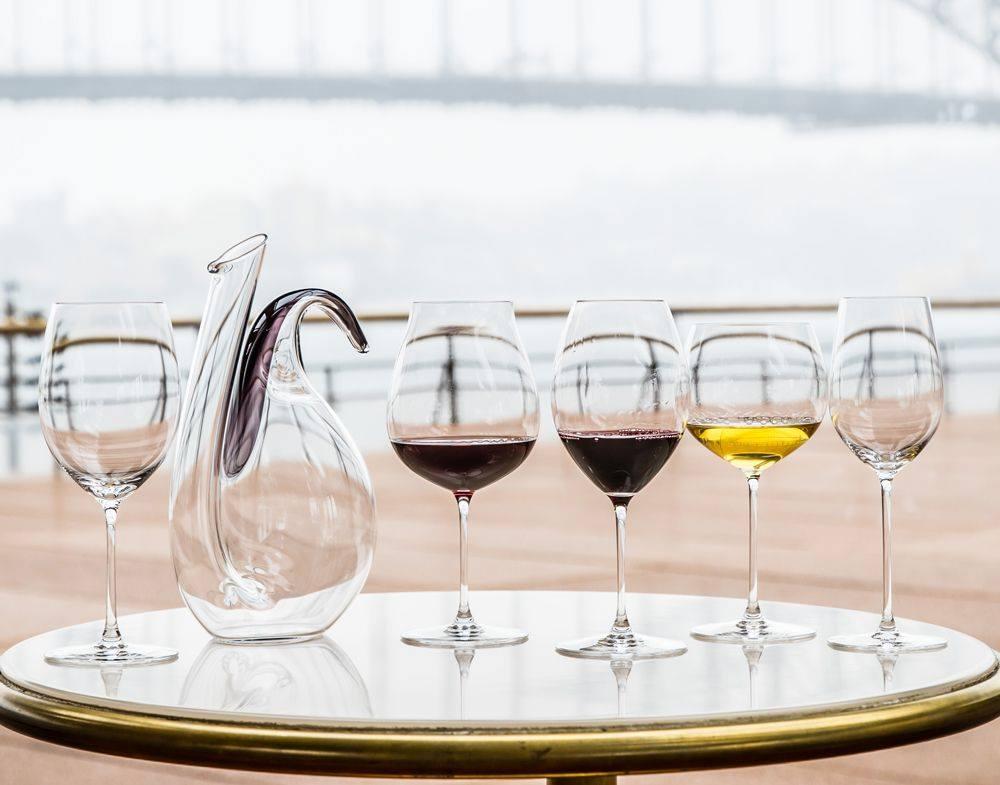 酒杯之王 Riedel Veritas 系列品杯體驗會