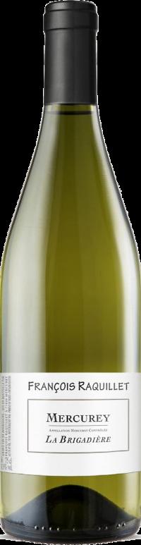 Domaine Raquillet Mercurey Blanc La Brigadière 梅克雷 布利格迪爾白酒